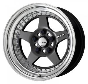 Meister CR01 Work Wheels México