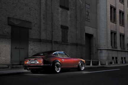 Nissan Fairlady con Work Wheels Equip 03