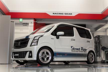 Suzuki con Work Wheels Equip 40