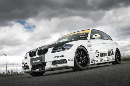 BMW con Work Wheels Emotion D9R