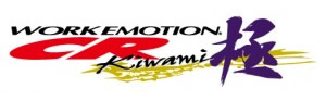 Logotipo Work Emotion CR Kiwami