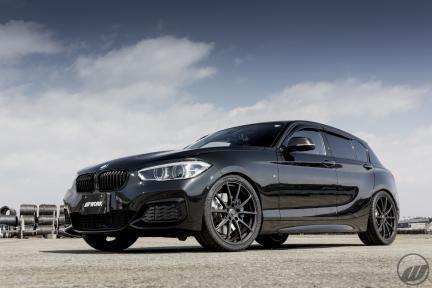 BMW con Work Wheels Gnosis FMB 01