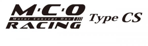 Logotipo Work Wheels MCO Racing Type CS