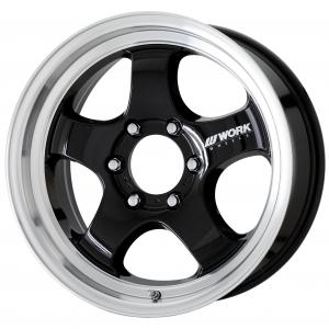 Work Wheels México Xtrap S1 HC