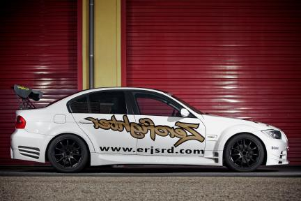 BMW con Work Wheels Emotion 11R