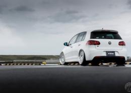 Volkswagen con Work Wheels Gran Seeker