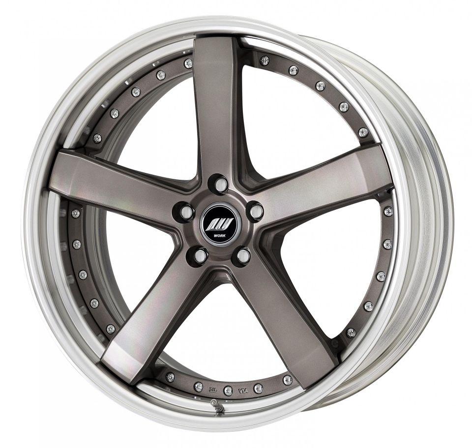 Work Wheels México Zeast ST2