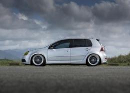 Volkswagen con Work Wheels Meister M1 3P