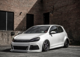 Volkswagen con Work Wheels Meister S1R