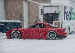 Mazda con Work Wheels Emotion CR 2P