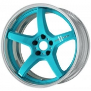 Work Wheels México Emotion T5R 2P