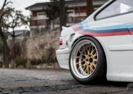 BMW con Work Wheels Meister M1 3P
