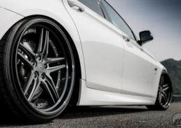 BMW con Work Wheels Gnosis GR 205