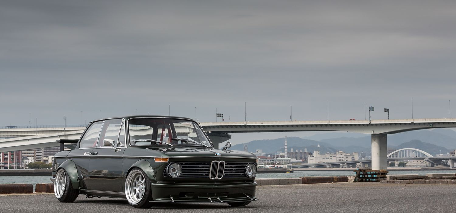 BMW 2002 Work Wheels Seeker FX