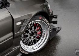 Mitsubishi con Work Wheels Meister M1 3P