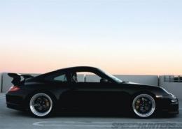 Porsche con Work Wheels Meister S1 3P