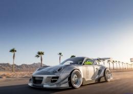 Porsche con Work Wheels Meister M1 3P