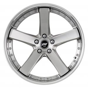 Work Wheels México Zeast Back Lable BST2